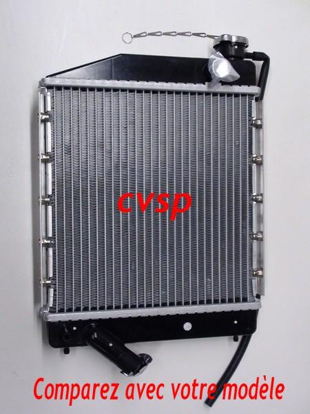 radiateur lombardini microcar virgo 3 mc1 pi ce d tach e voiture sans permis neuf et occasion. Black Bedroom Furniture Sets. Home Design Ideas