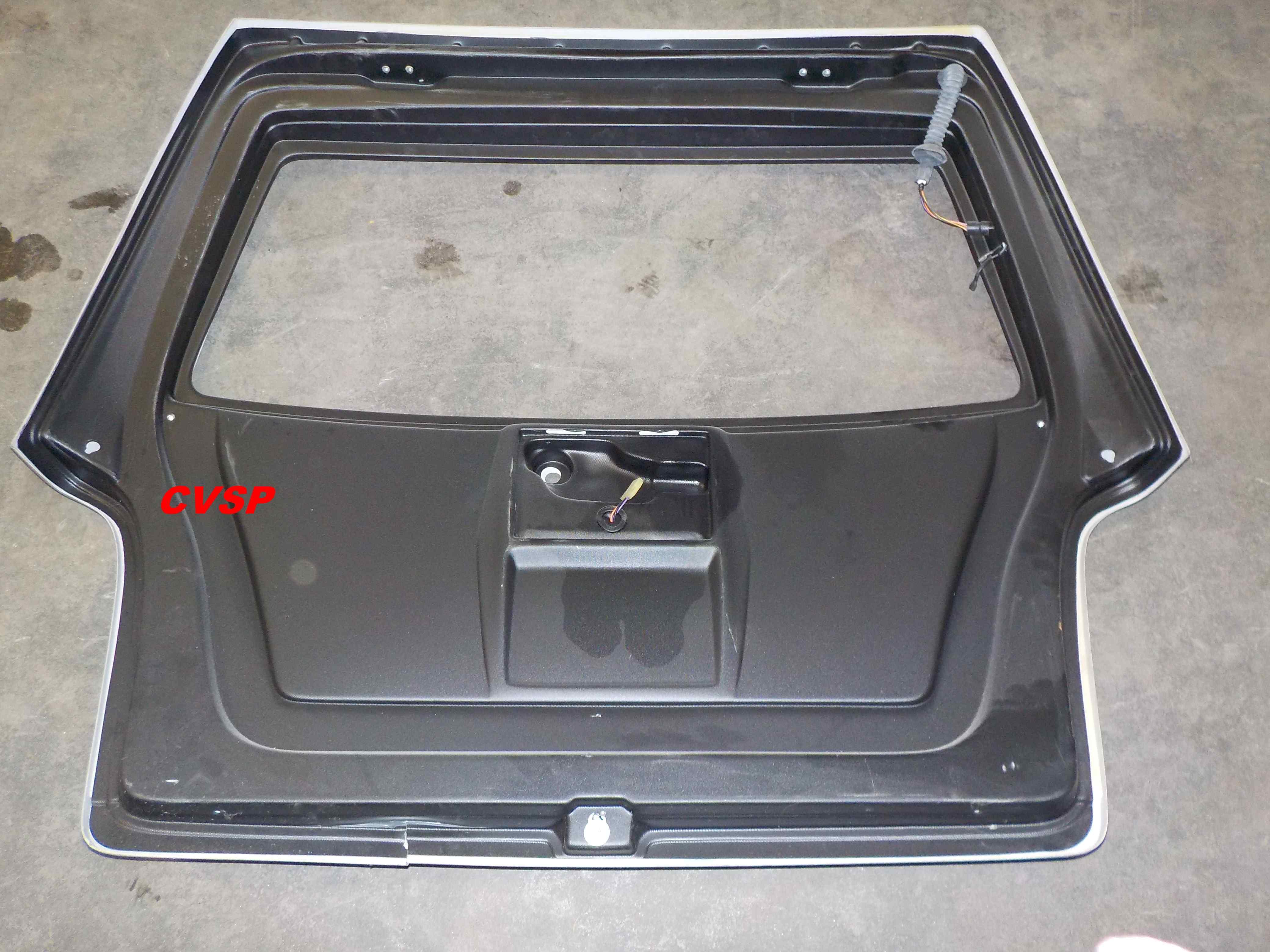 hayon sans vitre sans moteur essuie glace cass ligier xtoo r d 39 occasion pi ce d tach e. Black Bedroom Furniture Sets. Home Design Ideas