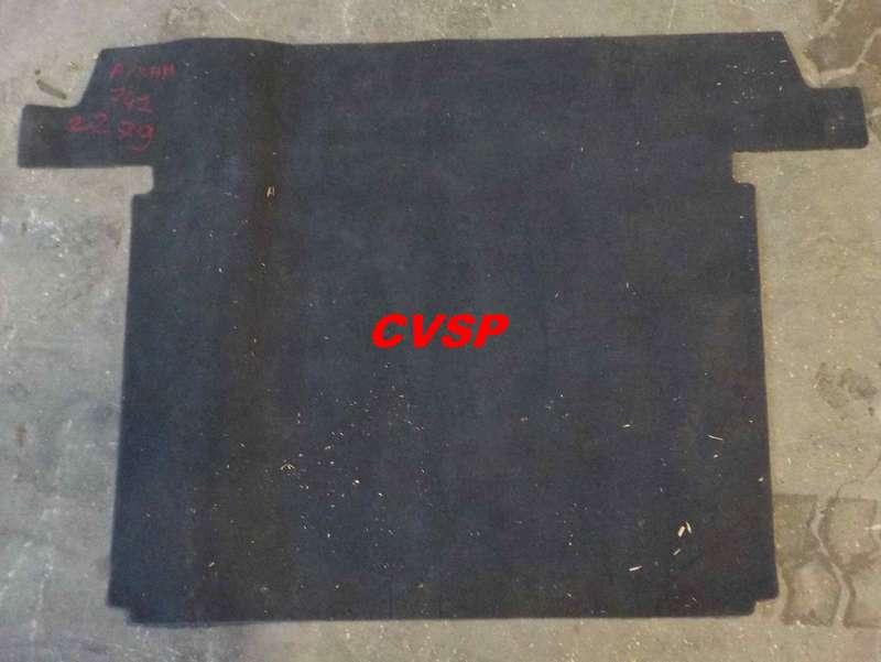 moquette de coffre aixam 741 pi ce d tach e voiture sans. Black Bedroom Furniture Sets. Home Design Ideas