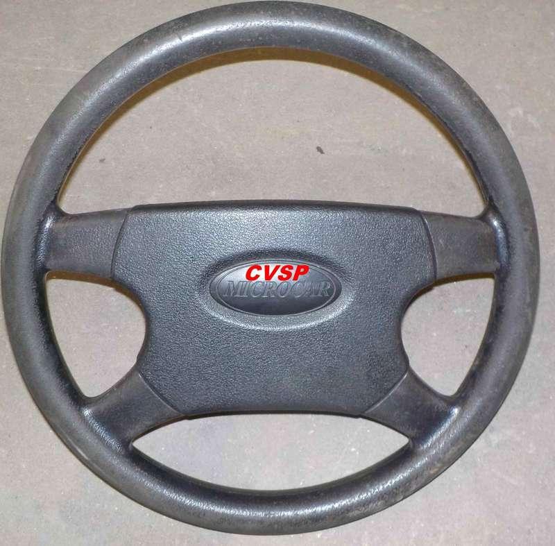 volant de direction moteur lombardini microcar mc2 pi ce d tach e voiture sans permis neuf. Black Bedroom Furniture Sets. Home Design Ideas