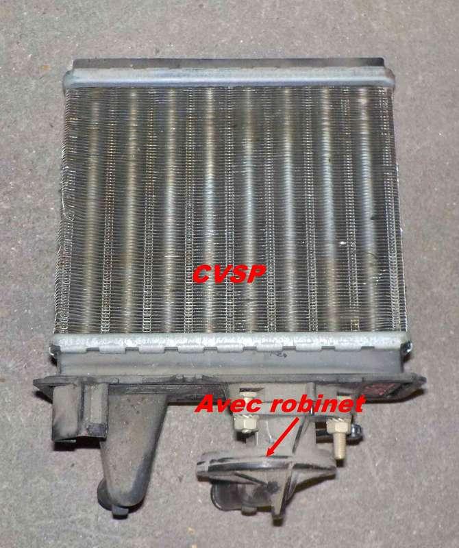 radiateur de chauffage avec robinet bellier divane 1 pi ce d tach e voiture sans permis neuf. Black Bedroom Furniture Sets. Home Design Ideas
